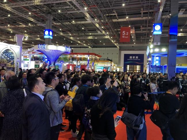 В Шанхае подвели итоги II Китайской международной выставки импорта   china-uz-friendship.com