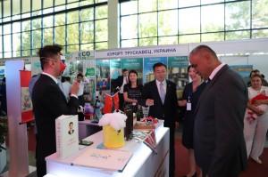 Презентация турпотенциала КНР на ТМТЯ-2018. Ташкент.04-05.10.2018