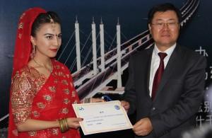 Мост китайского языка в УзГУМЯ. 24 апр 2016