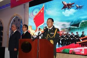 90-летие НОАК отметили в Ташкенте.28 июля 2017